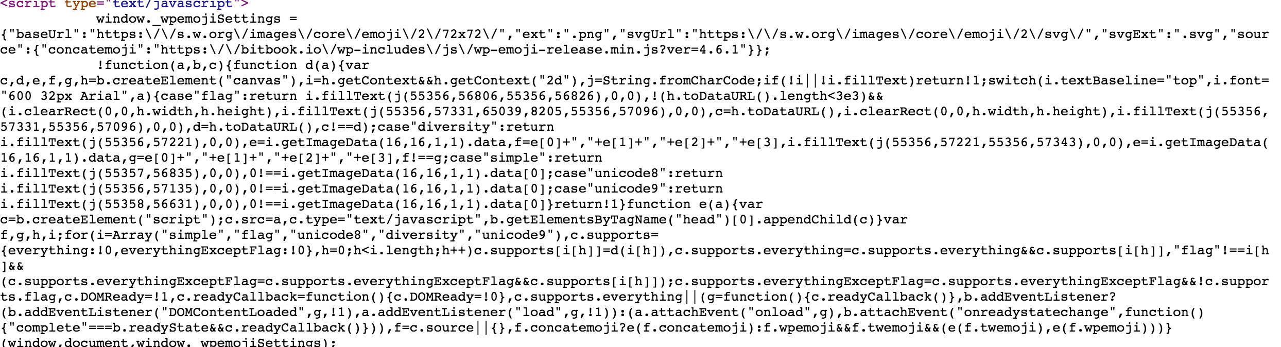 javascript fonts